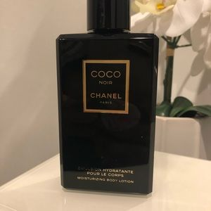 Chanel Coco Noir Body Lotion